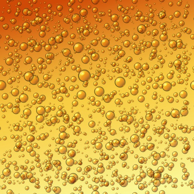 626x626 Beer Bubbles Background Vector Free Download
