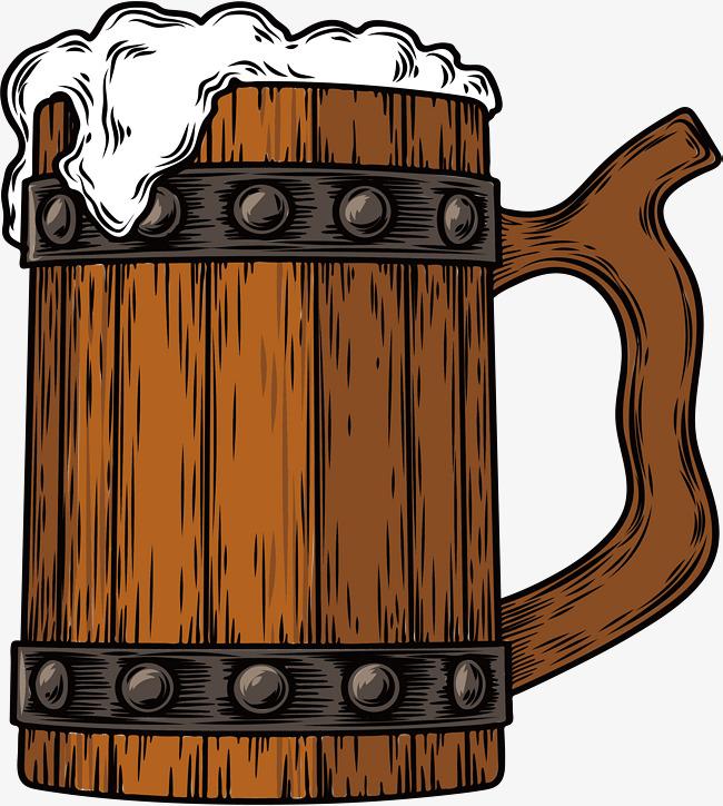 650x724 Hand Drawn Beer Mug, Vector Png, Beer, Beer Mug Png And Vector For