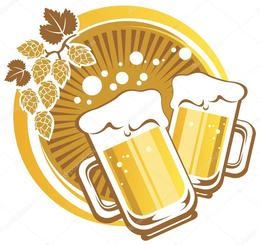 260x245 Download Two Beer Mugs Vector Clipart Beer Glasses Mug