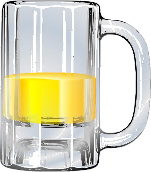 522x593 Mug Of Beer Clip Art Free Vector 4vector