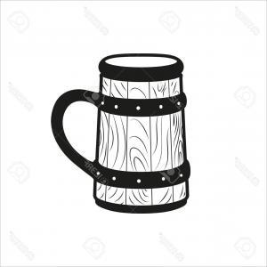 300x300 Silhouettes Shadows Wine Glasses Beer Mugs Lazttweet