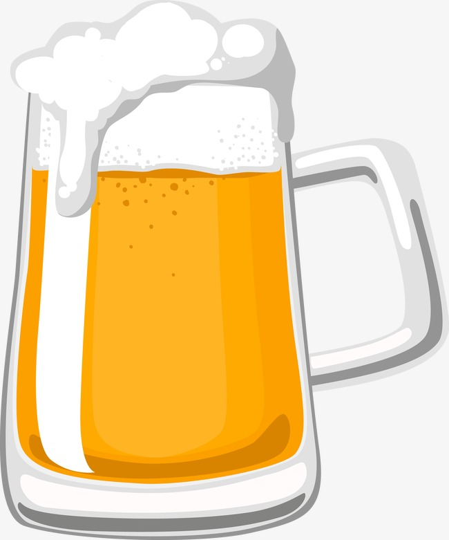 650x781 Draft Beer, Beer, Wine Png And Vector For Free Download
