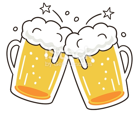 460x376 Collection Of Beer Clipart Cheers High Quality, Free