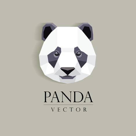 470x470 B Animal Logo Inspirational Vector Low Poly Animal Logos On