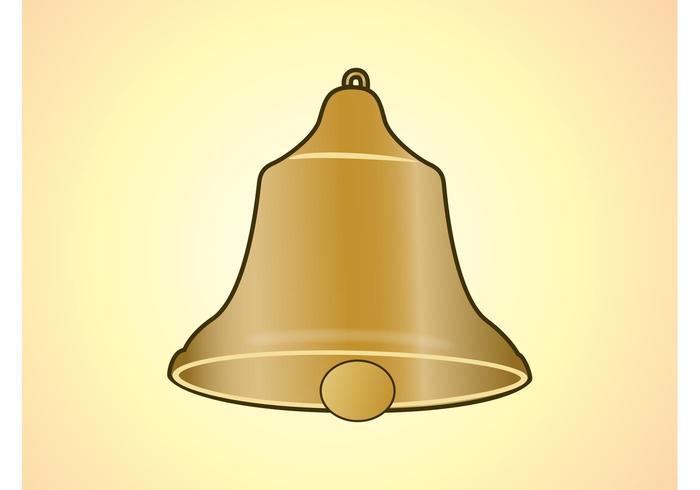 700x490 Golden Bell Vector