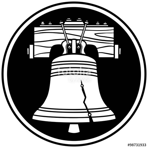 500x500 Liberty Bell Symbol Stock Image And Royalty Free Vector Files On