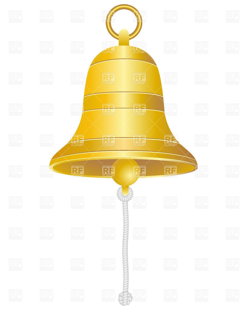 933x1200 Ship Bell Vector Image Vector Artwork Of Objects Konturvid