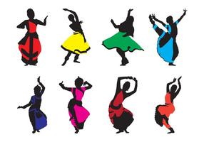 286x200 Belly Dance Free Vector Art