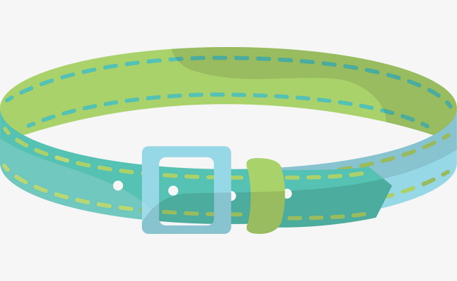 650x400 Vector Painted Belt, Vector, Hand Painted, Belt Png And Vector For