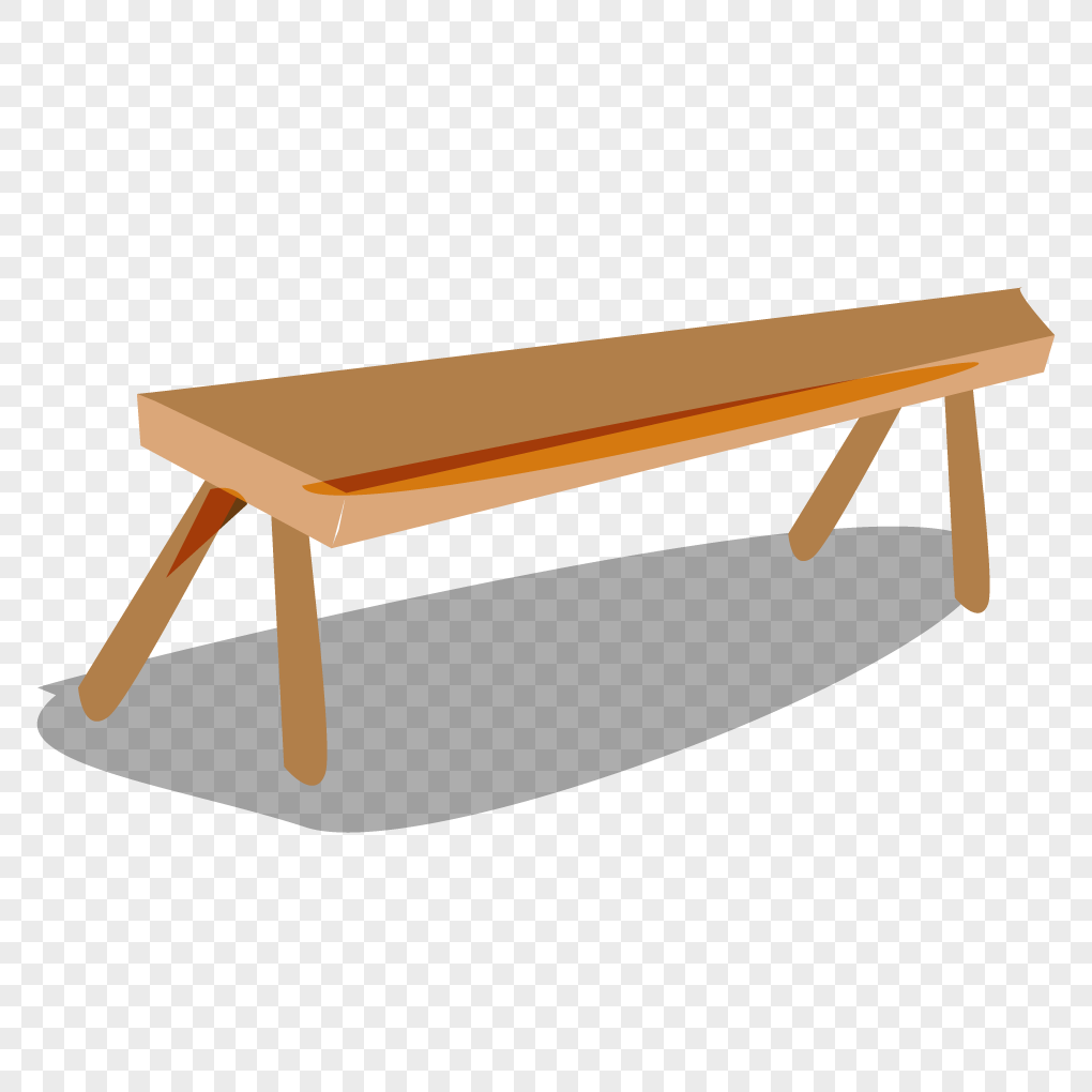 1020x1020 Long Bench Vector Image Picture 400324268 Free Download