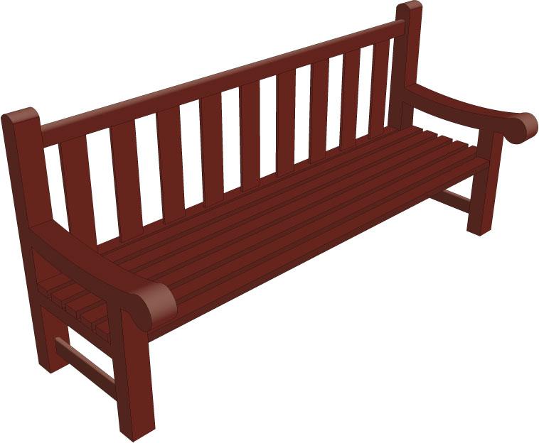 758x624 Bench Vector 14 An Images Hub