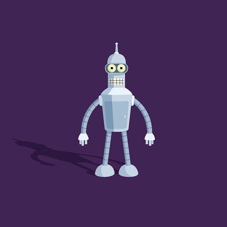 768x768 Bender