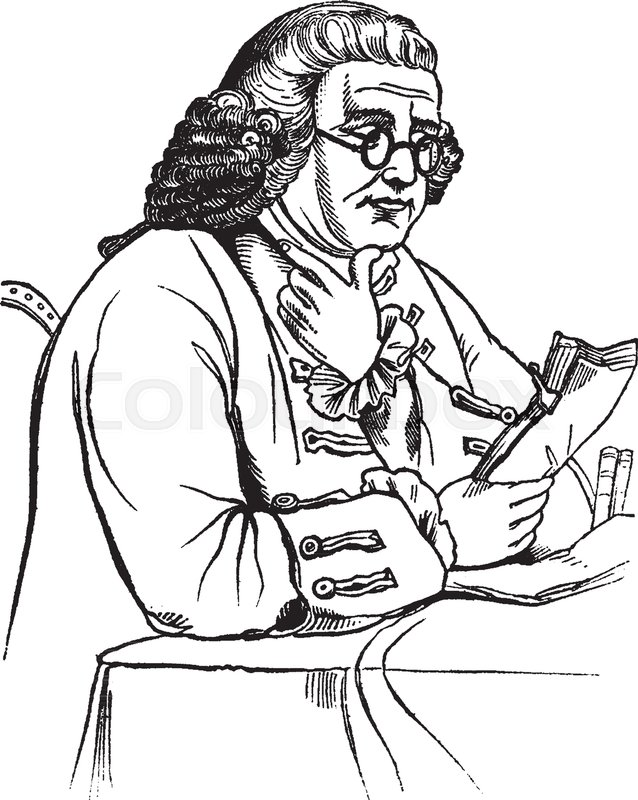 638x800 Benjamin Franklin Was One Founding Fathers Of United States Of