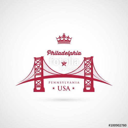 500x500 Philadelphia Symbol