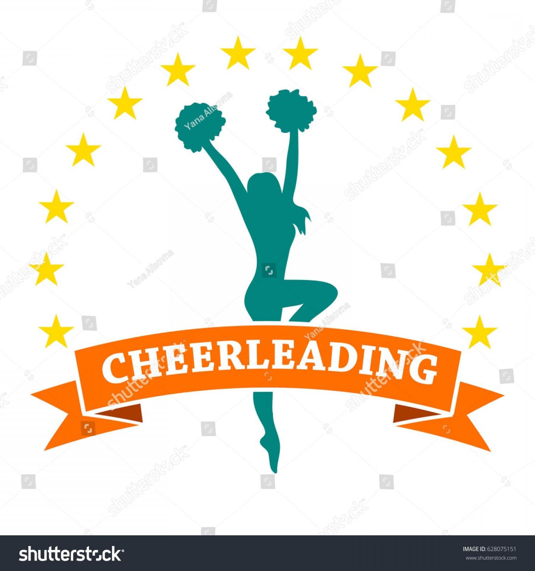 1800x1920 Vector Cheerleader Logo Geekchicpro