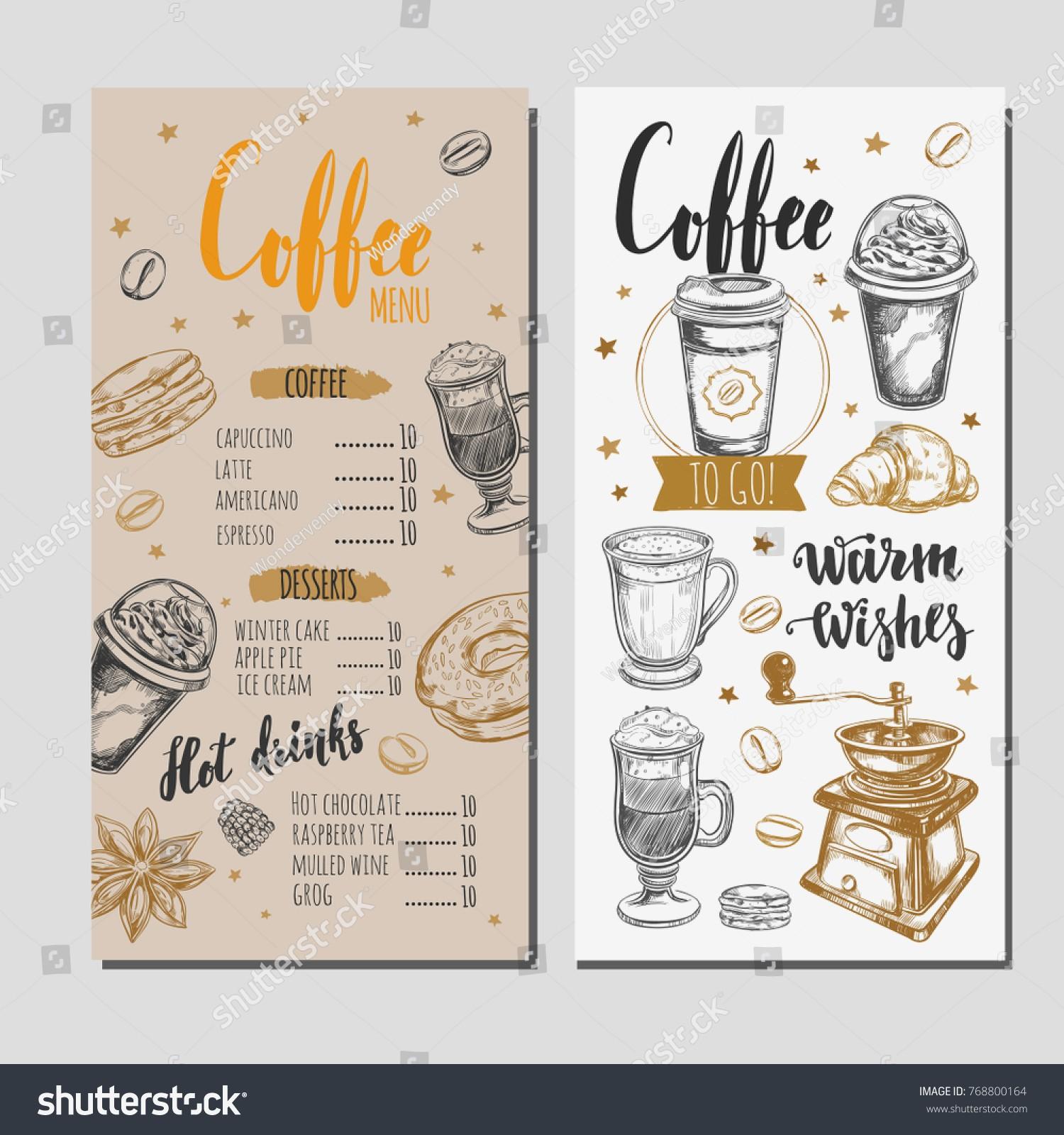 1500x1600 Bakery Brochure Template Free Best Of Coffee Bakery Restaurant