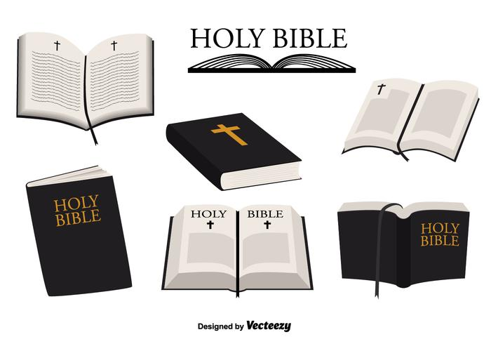 700x490 Holy Bible Vector