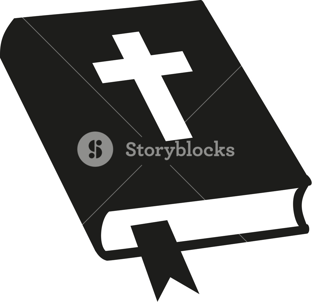 1000x968 Bible Vector Church Book Royalty Free Stock Image