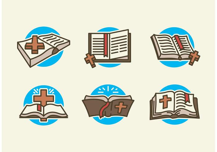 700x490 Open Bible Vector Free