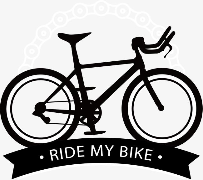 650x575 Blanco Y Negro Bicicleta Vector Blanco Y Negro Mano Bicicleta Png