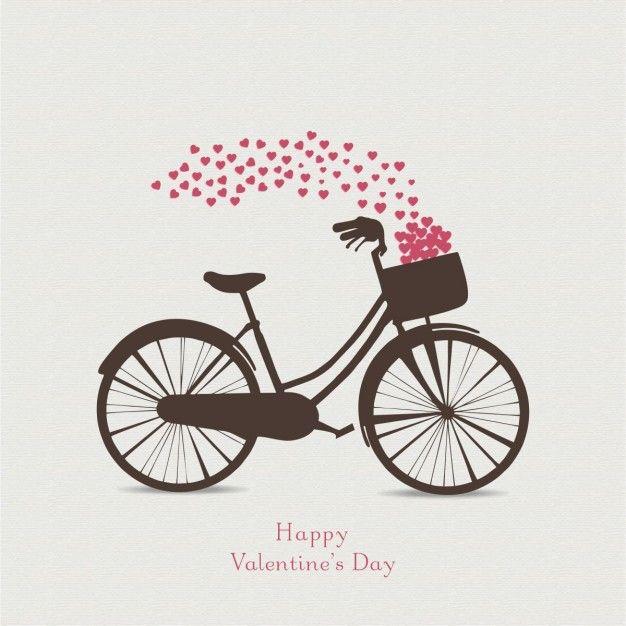 626x626 Fondo Para San Con Una Bicicleta Vector Gratis Stikers
