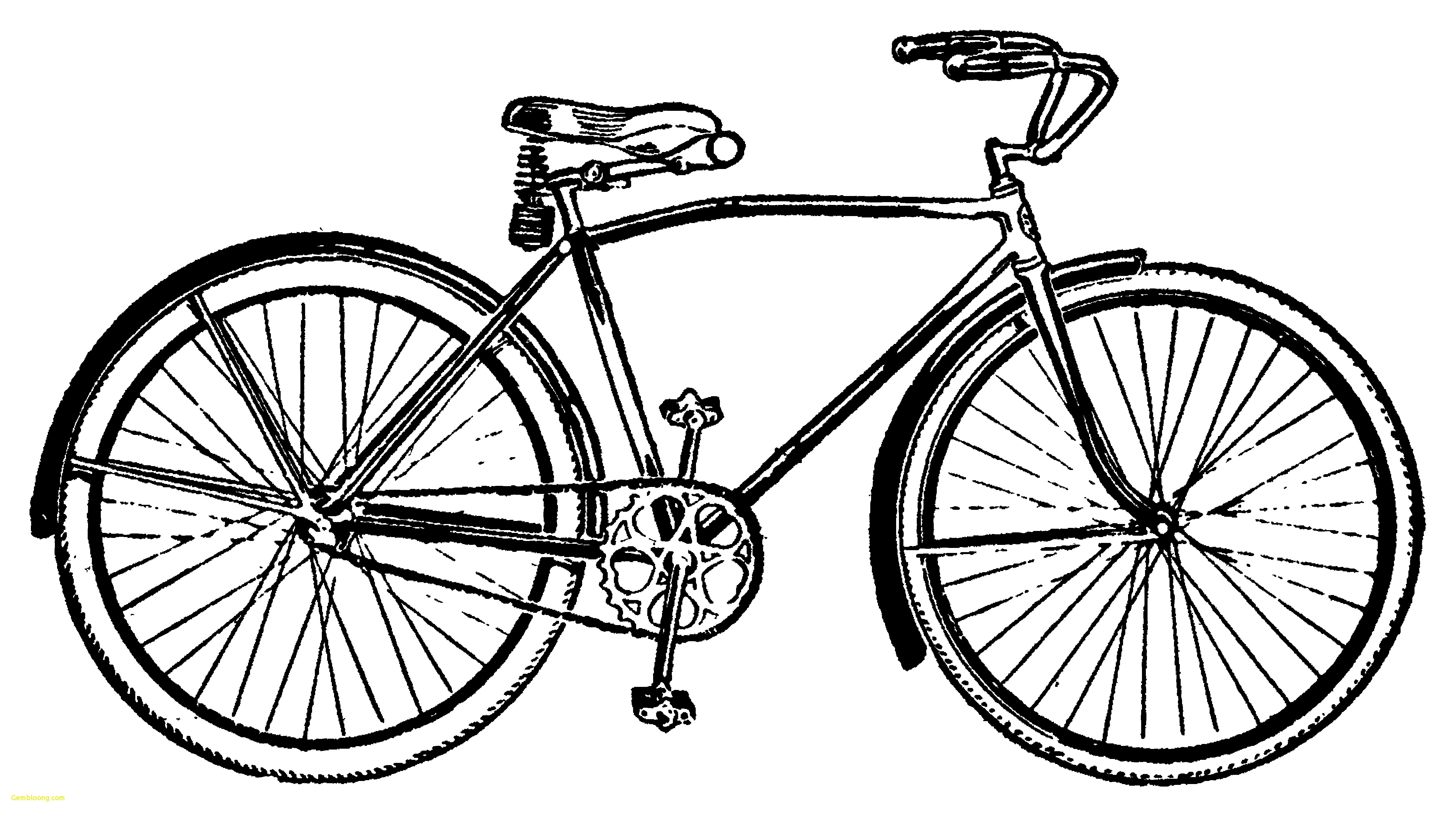 5230x2920 Bicycle Vector Art Free Download Luxury Vintage Bicycle Clipart