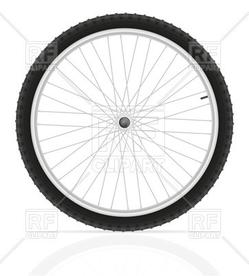 362x400 Clipart Bicycle Wheel Amp Clip Art Bicycle Wheel Images