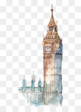 Big Ben Vector At Getdrawings Com Free For Personal Use