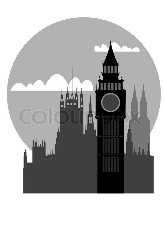 566x800 Illustration Of The London