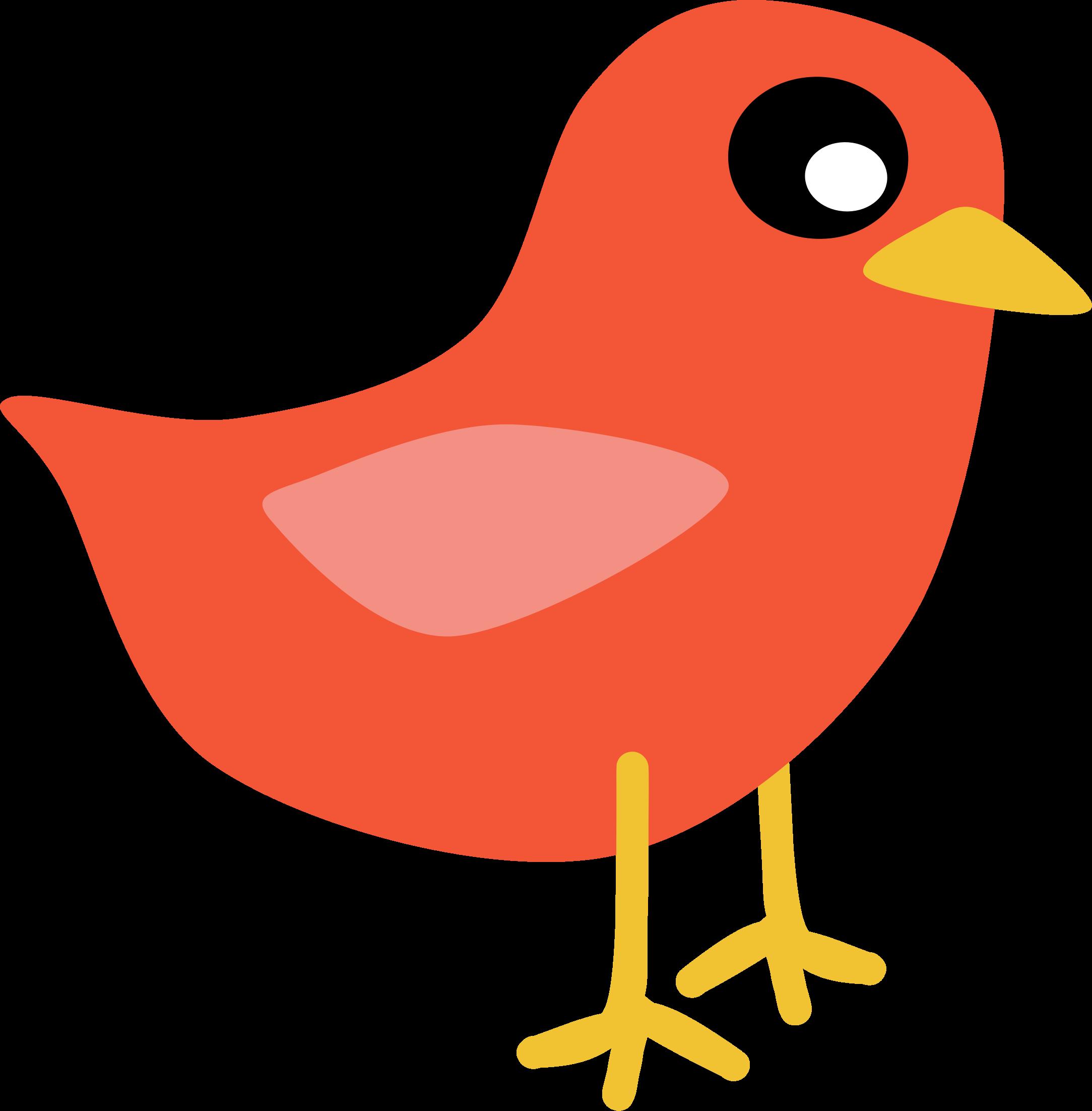 2167x2204 Clip Art Of Big Birds