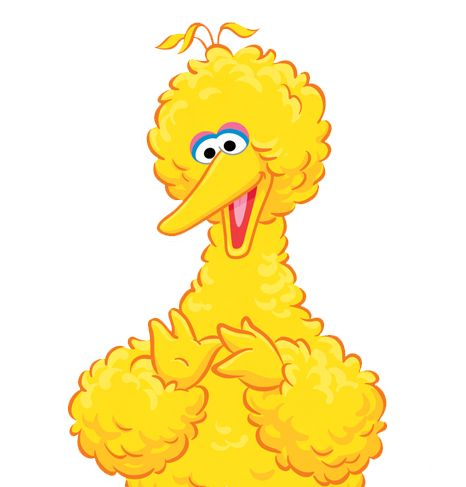 466x487 Collection Of Big Bird Clipart High Quality, Free Cliparts
