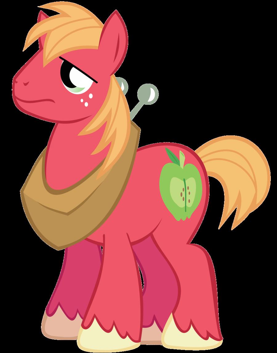 900x1145 Big Mcintosh (My Little Pony) Infinite Loops Wiki Fandom