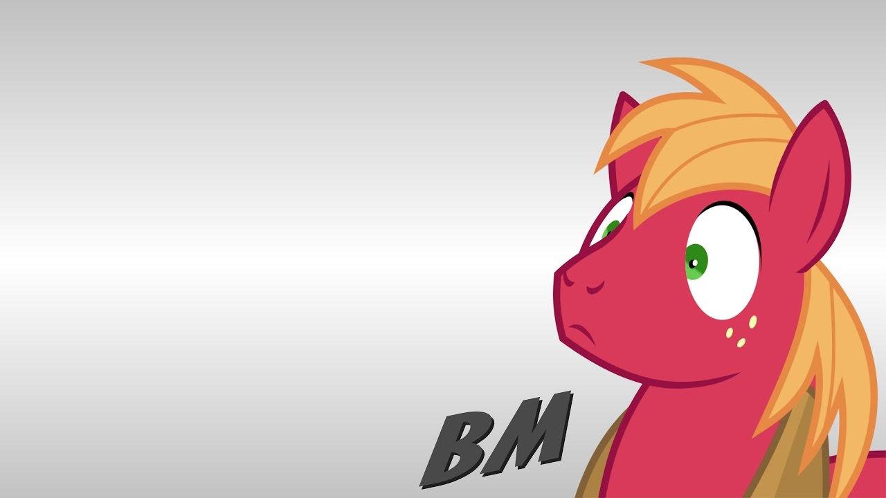 1280x720 Inkscape Speed Vector Big Mac [Mlp]