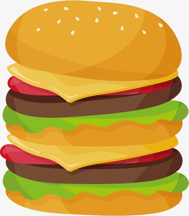 650x742 Super Jumbo Burger, Vector Png, Hamburger, Big Mac Png And Vector