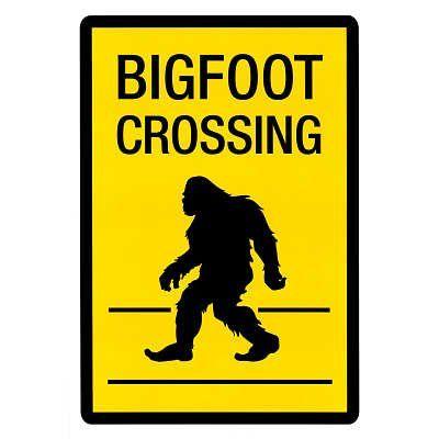 400x400 Bigfoot Clipart