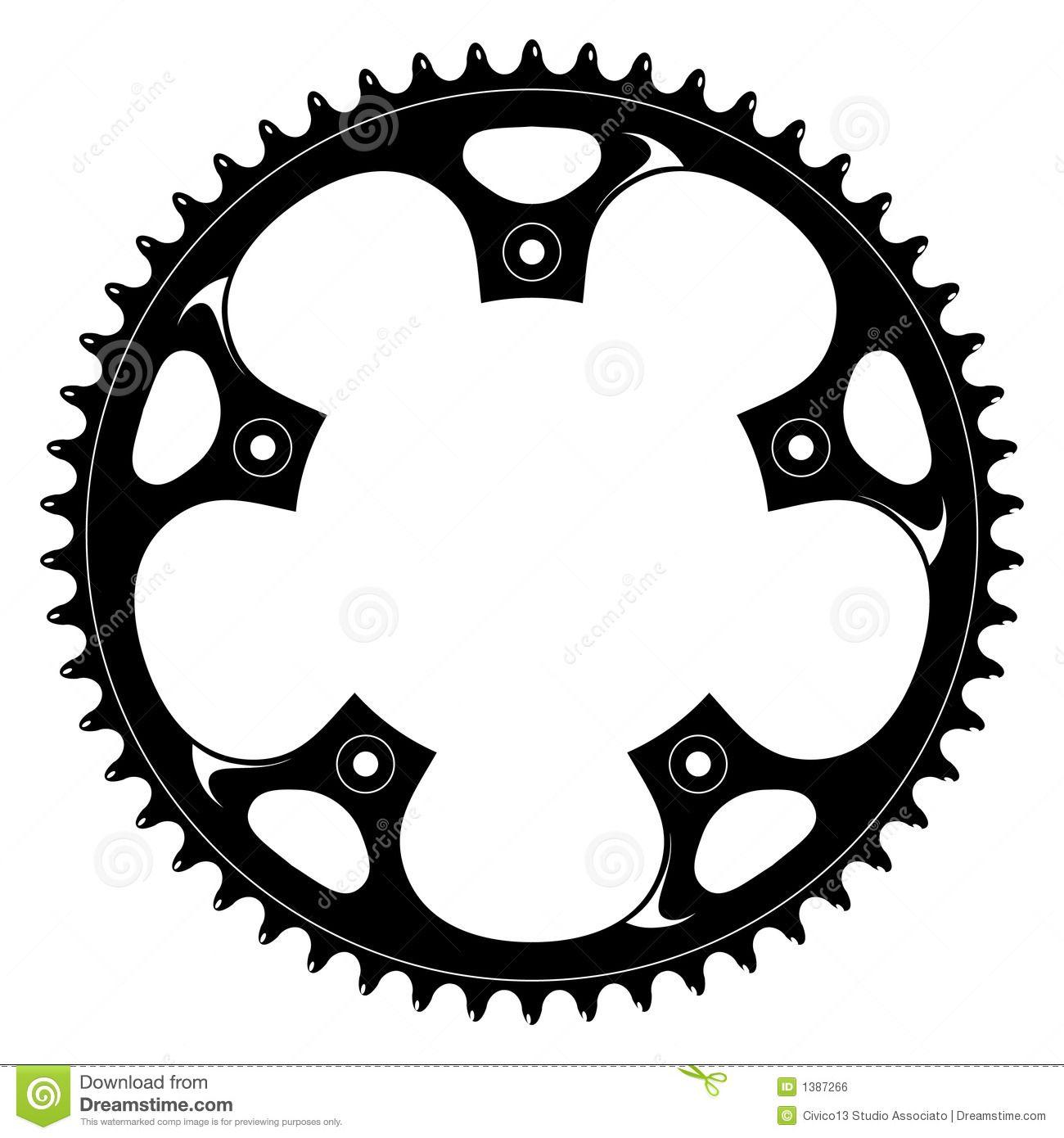 1300x1390 Bicycle Black Crank