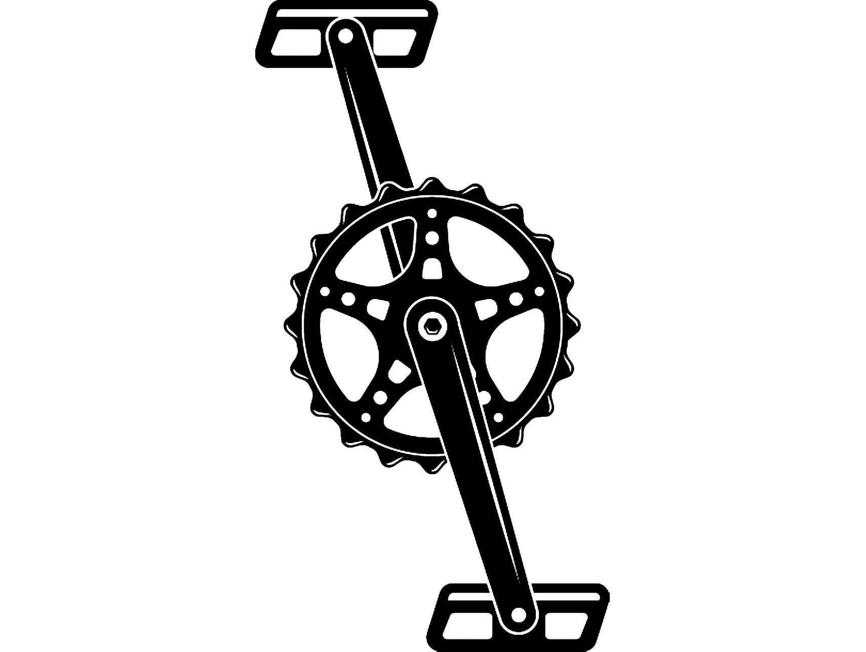 1710x1286 Bicycle Crank 1 Pedal Cycle Cycling Bike Beach Cruiser Race Etsy
