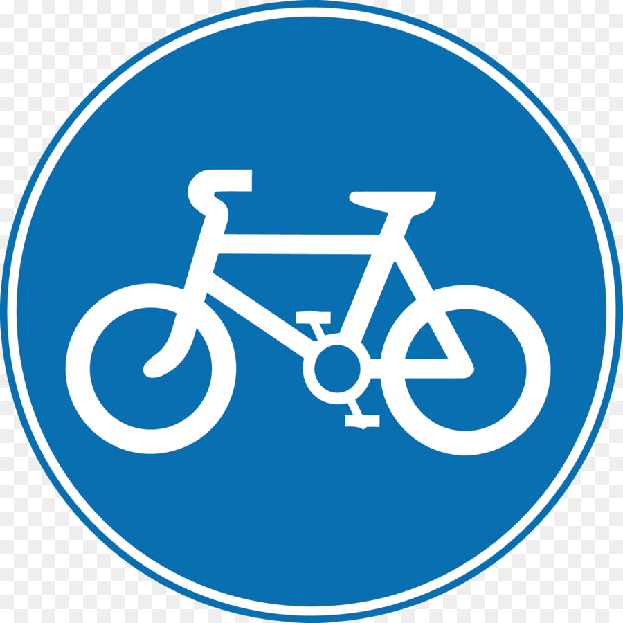 900x900 Bike Path Bicycle Traffic Sign Road Cycling