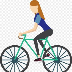 300x300 Stock Illustration Bicycle Bike Lane Sign Line Icon Traffic Road
