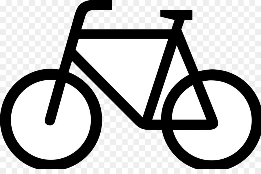 900x600 Bicycle Cycling Bike Lane Symbol Road