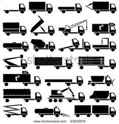 236x246 Bike Lane Traffic Jam Vector Illustration Bike Share Ads