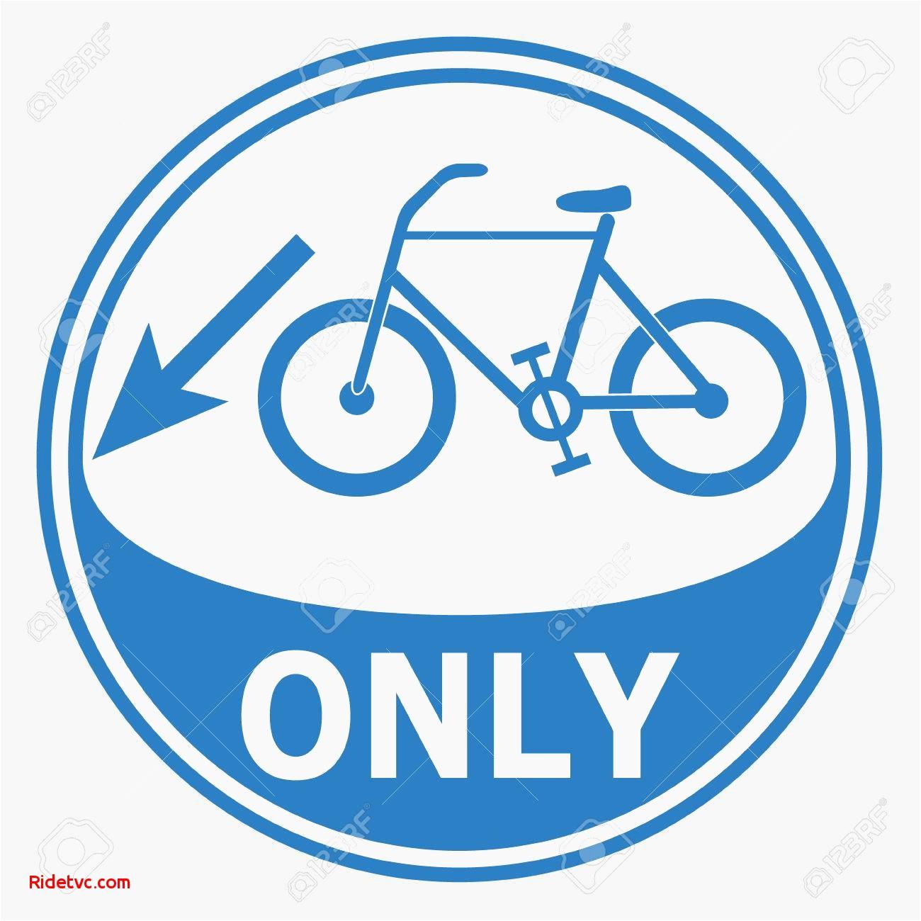 1300x1300 Bike Lane Vector Free Elegant Bicycle Lane Sign Illustration