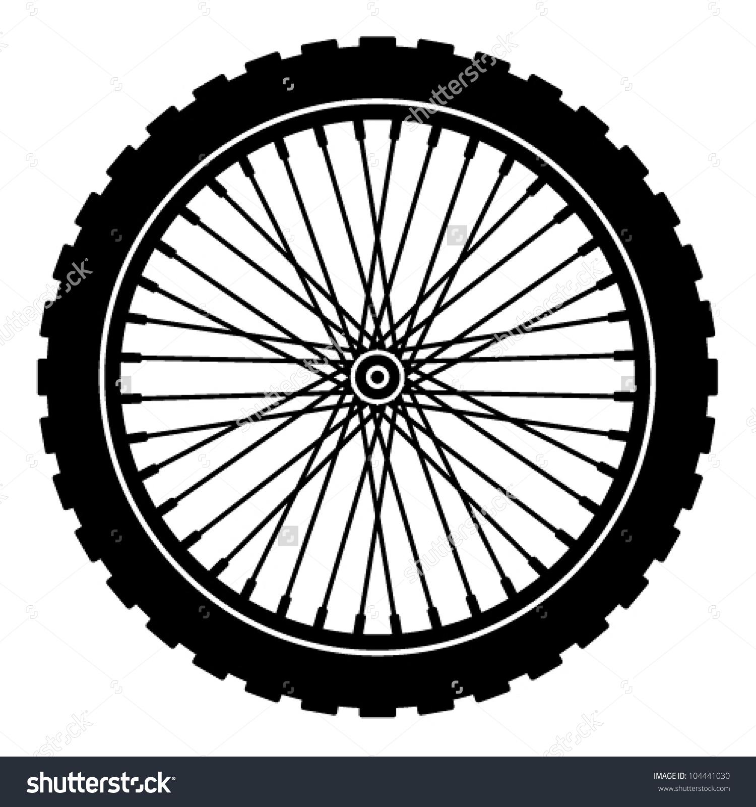 1500x1600 Bicycle Clipart Bike Lane 22