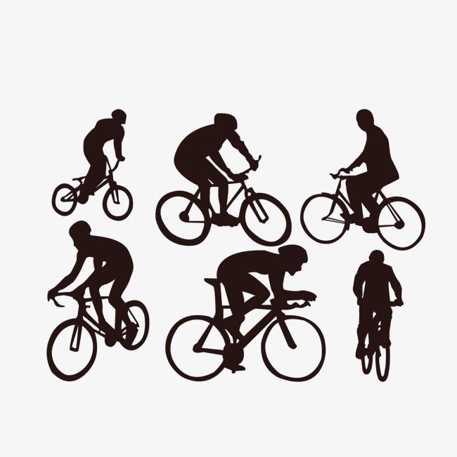 Bike Rider Vector