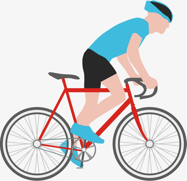 650x632 Cyclist, Bicycle, Ride A Bike, Bicycle Png And Vector For Free