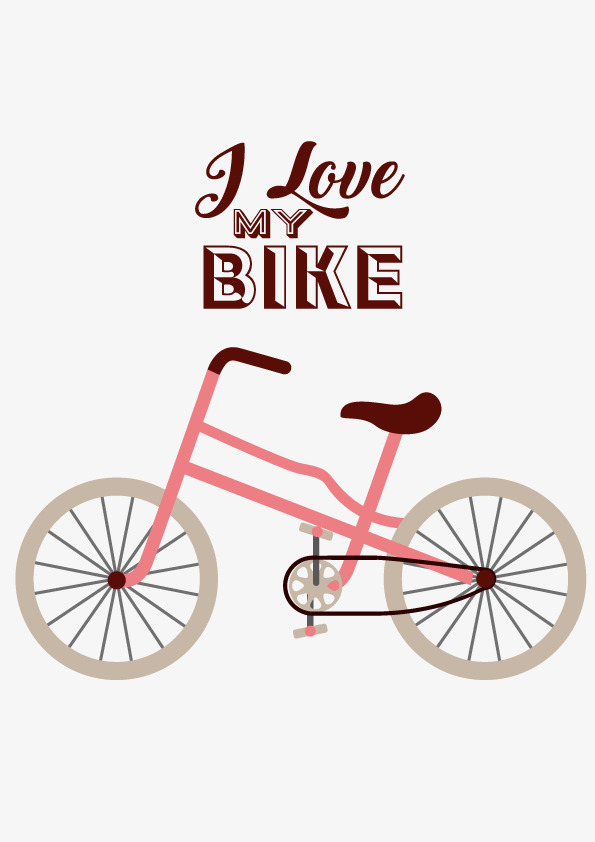 595x842 Pink Bike, Pink, Bicycle, Vector Png And Vector For Free Download