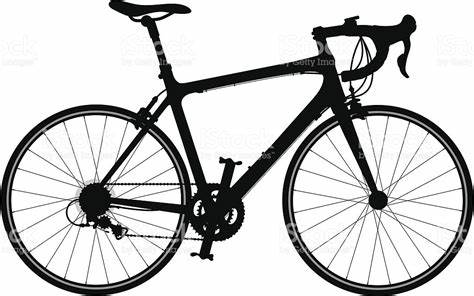 474x296 Road Bike Vector. Track Bike Vector Free Download