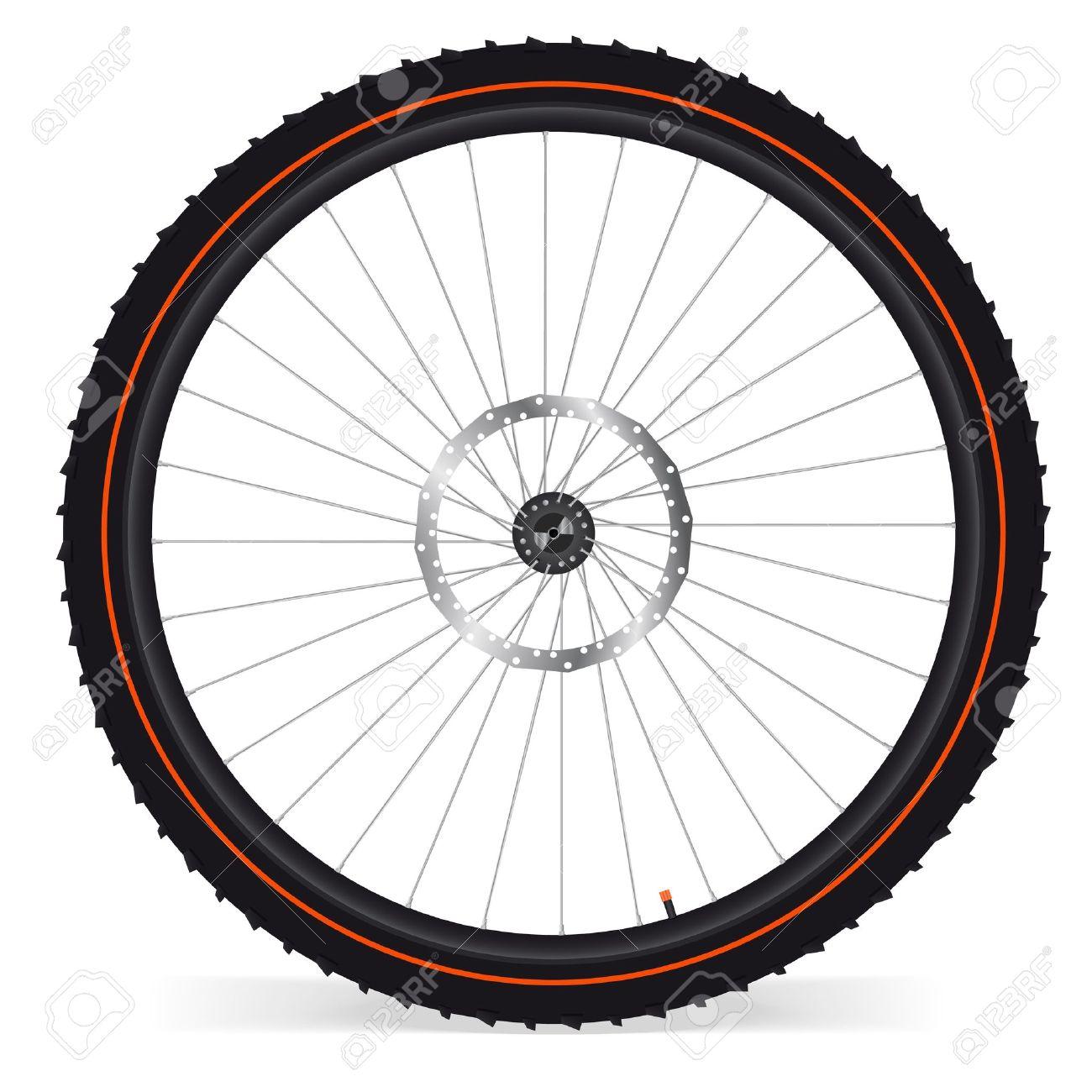 1300x1300 Bike Clipart Bicycle Wheel