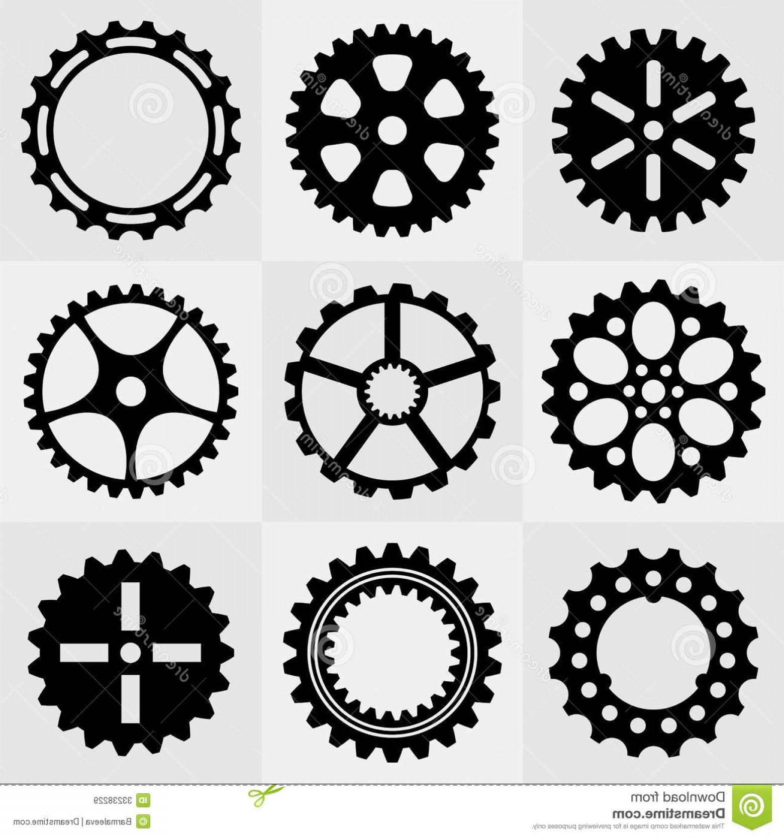1560x1668 Royalty Free Stock Images Set Gear Wheels Vector Image Sohadacouri