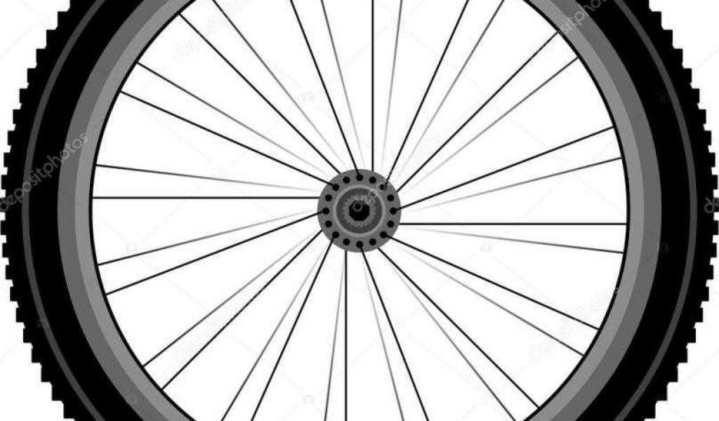1024x600 Wheel Clipart Mountain Bike Tire